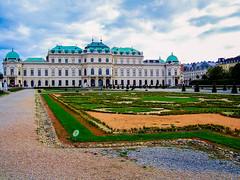 Belvedere, Vienna (mmalinov116) Tags: austria vienna австрия виена belvedere белведере building palace castle city capital old monument garden history historical