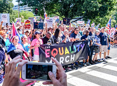 2017.06.11 Equality March 2017, Washington, DC USA 6512