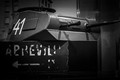 Tourelle Panzer II - Invalides WW2