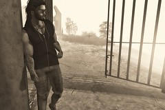 """""""I do believe that if you haven't learnt about sadness, you cannot appreciate happiness."""" (Roy Mildor -5300 Follower, thank you ㋡) Tags: legalinsanity roymildor sim devin devin2 destination sl secondlife mom"""