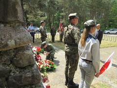 74 rocznica Bitwy pod Pawłami (zhpbransk) Tags: bitwa pod pawłami pawły podlasie