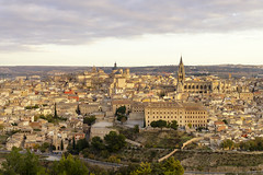 Toledo Cityscape (rschnaible) Tags: cathedral primada toledo spain espana europe sightseeing tour tourist building architecture old history historic city cityscape view