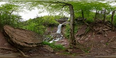US-NY Haines Falls - Kaaterskill Falls 2017-05-28 8k (N-Blueion) Tags: