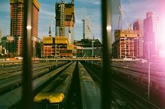 (valeterra) Tags: 35mm film nikon newyork analog highline