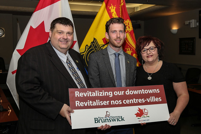 improvements to Miramichi downtown areas / Améliorations aux centres-villes de Miramichi
