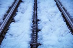 Los dientes (SantiMB.Photos) Tags: 2blog 2tumblr 2ig nieve snow vía railway cremallera racktrain geo:lat=4239732192 geo:lon=215483446 geotagged fustanya cataluna españa esp