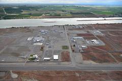PNNL Campus, 300 Area Aerial (Pacific Northwest National Laboratory - PNNL) Tags: pnnl pacificnorthwestnationallaboratory doe departmentofenergy pnnlcampus pnnlaerial