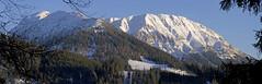 View at Hohe Veitsch (Twilight Tea) Tags: february 2017 austria veitschalpe niederalpl mürzsteg alps hohe veitsch австрия outdoor landscape mountain