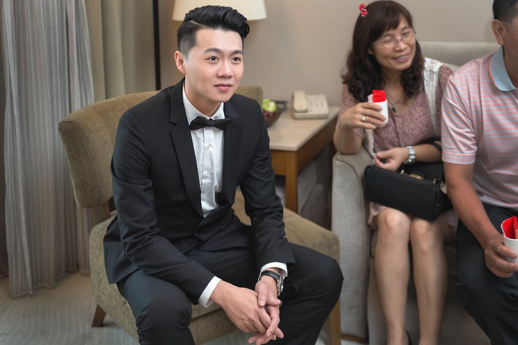 【婚攝】哲銘 & 怡靜 / 裕元花園酒店
