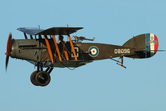 D8096_G-AEPH (GH@BHD) Tags: gaeph d8096 bristol bristolf2b raf royalairforce theshuttleworthcollection oldwardenairfield aviation aircraft military warbird fighter vintage historicaircraft