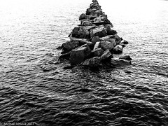 Breakwater..... (mishlove1) Tags: downtown downtowntoronto outandabout photowalk photowalking topw topw2017rs torontotorontoisland walkingwithcamera