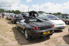 24h du Mans 2014 - Ferrari F430 Spider (Deux-Chevrons.com) Tags: ferrarif430spider ferrari f430 spider ferrarif430 ferrari430spider ferrari430 430 car coche voiture auto automobile automotive lemans 24hdumans 24heuresdumans 24hoflemans france exotic exotics supercar sportcar gt