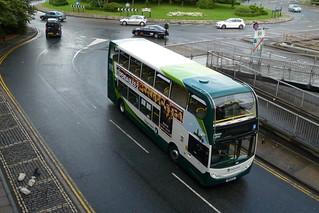 Stagecoach 12080 NK11DJF Newcastle 290812