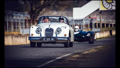 Jaguar XK 150 Cabriolet (Laurent DUCHENE) Tags: coupesdeprintemps 2017 linasmontlhéry jaguar xk 150 cabriolet