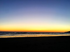Manzanita Sunset (pete4ducks) Tags: manzanita oregon oregoncoast summer beach 2017 manzanitabeach sunset pacificocean sky water waves