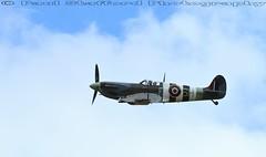 RAF BBMF- Spitfire MK Vb (3910) (STAFF.PAUL) Tags: raf bbmf spitfire aircraft ww2 plane thisphotorocks outside canon canon7d canonl100400