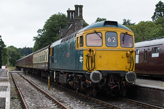 33102 Cheddleton (daveymills31294) Tags: 33102 cheddleton class 33 331 churnet valley railway