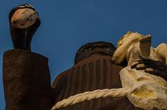 São Benedito de Bragança-PA (pierreaazevedo) Tags: são benedito bragança padroeiro santo estátua pará negro