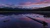 Misty night on Patricia Lake (Josiane .) Tags: spring sunset patricialake landscape lake mountains albertarockymountain jaspernationalpark jasper alberta canada clouds nikon nature nikon1635mm nationalpark d750