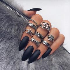 Nail Styles (naildesigns2017) Tags: nail nailpolish nails nailart nailcolor beauty beautifulgirl girl fashion style women pink pinknails nailsonfleek nailsonpoint manicure