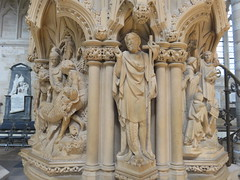 UK - Devon - Exeter - Cathedral - Pulpit designed by George Gilbert Scott (JulesFoto) Tags: uk england devon exeter cathedral pulpit georgegilbertscott
