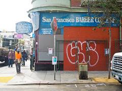 (gordon gekkoh) Tags: gusto sanfrancisco graffiti gsb btm