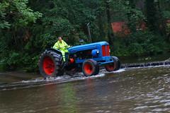 IMG_0484 (Yorkshire Pics) Tags: 1006 10062017 10thjune 10thjune2017 newbyhalltractorfestival ripon marchofthetractors marchofthetractors2017 ford fordcrossing river rivercrossing tractor tractors farmingequipment farmmachinery agriculture yorkshire northyorkshire