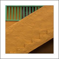 Form und Farbe (Shape and color) (alfred.hausberger) Tags: farbe minimalismus cancajos farbkontrast los form palma la breñabaja canarias spanien es