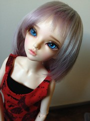 Never showed a pic of my Rheia Jessy (Yarnlia) Tags: doll bjd minifee rheia fairyland