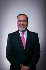 Frank Vasquez (Elitist Czar) Tags: goatee suit redtie guy man blacksuit portait smile