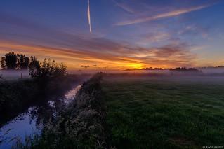 Misty sunrise (2)