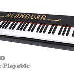 LEGO Piano (Life Size 88 Keys Playable) thumbnail