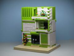 Oanhs hus gr2 (Sonofbricks) Tags: lego house nha dep kien truc moc ideas architecture