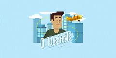 Toyota: O Tolerante - cena 01 (Works by Issao Bazolli) Tags: digital vetor vector toyota pinturaexpressa illustration ilustração art desenho characters