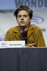 Cole Sprouse (TheGeekLens) Tags: wondercon anaheim california 2017 convention con riverdale cw thecw panel celebrity event colesprouse