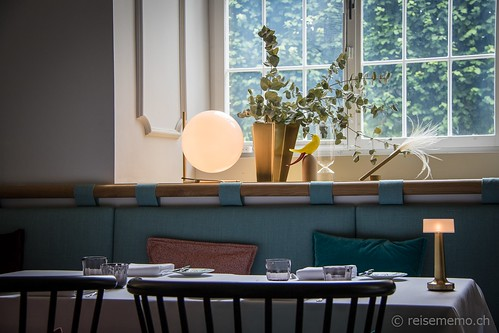 IGNIV by Andreas Caminada Restaurant in Bad Ragaz