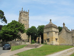 Chipping Campden - St James' Church (pefkosmad) Tags: parishchurch church stjames churchofengland anglican placeofworship worship christianity hallowedground holy gloucestershire middleages medieval england uk woolchurch cotswolds exterior outside