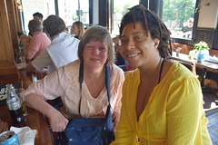 DSC_5417 Shoreditch London Alesha Out on the Town at the Bird Cage Pub with Sue Columbia Road (photographer695) Tags: shoreditch london alesha out town bird cage pub with sue columbia road