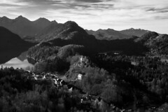 Füssen (Ray Production) Tags: rayproduction riccardoriande photography photographer photoshooting photos street travel trip world black white bw panoramic view moments kodak canon nikon watch look journey city countries cities london berlin munich new york turkey bodrum countryside building sea