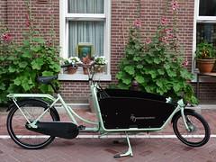 WorkCycles Kr8 RAL 6019 (@WorkCycles) Tags: bakfiets kr8 workcycles cargobike bike bicycle amsterdam jordaan boxbike