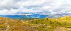 View to Rondane (-ebphoto-) Tags: nikon d3200 sigma 1020 mm wide angle rondane raphman norway summer 2017 landscape view scenery