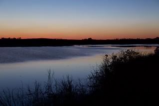 11PM Sunset