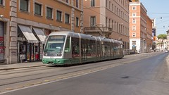 Rome tram 9225 Palazo Venezia