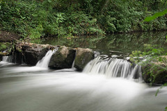 Forest Farm Waterfall (thomasgriffiths2) Tags: motion nd filters forest photography cardiff forestfarm waterphotography water waterfalls neutraldensityfilter summer nature wales