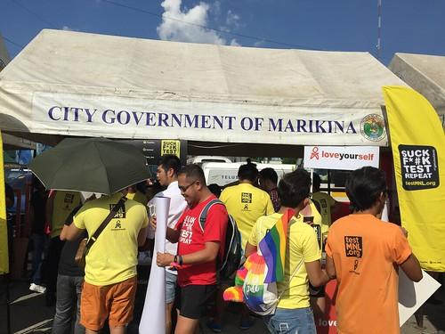 Manila, Philippines Pride 2017