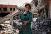 Old Mosul (rvjak) Tags: guerre war mosul mossul iraq irak child enfant refugee réfugié idp oiseaux bird pigeon fille girl mossoul ruine destroyed city ville détruite ruin fear peur