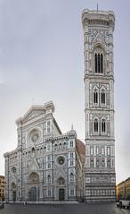 Cathédrale Santa Maria del Fiore (bertolinijacques) Tags: monumant italie florence cathédrale santamaria panorama