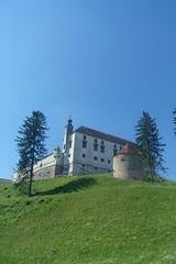 Ptuj Castle, Slovenia (Ruth&Michiel) Tags: slovenië slovenia ptuj castle kasteel middeleeuws medieval