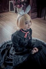_MG_0059 (CC. Củ Chanh) Tags: luka megurine photoshoot cosplay vocaloid bad night end meiko kagamine rin