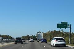Florida I95nb Exit 289 1 mile (MJRGoblin) Tags: palmcoast florida flaglercounty 2017 interstate95